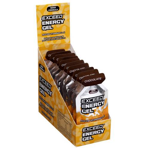 Tudo sobre 'Energy Gel - CHOCOLATE'