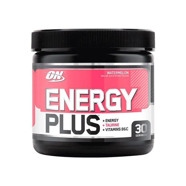 Tudo sobre 'Energy Plus 150g Optimum Nutrition'