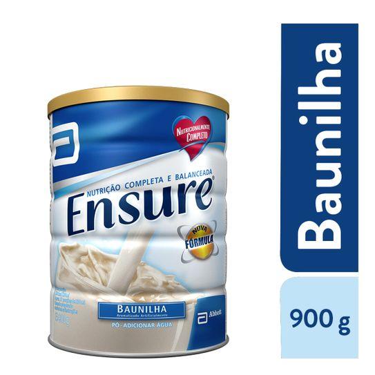 Tudo sobre 'Ensure Baunilha 900g'