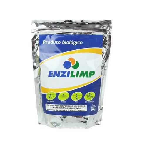 Enzilimp 500g (Limpar Caixa de Esgoto, Limpa Fossa, Gordura)