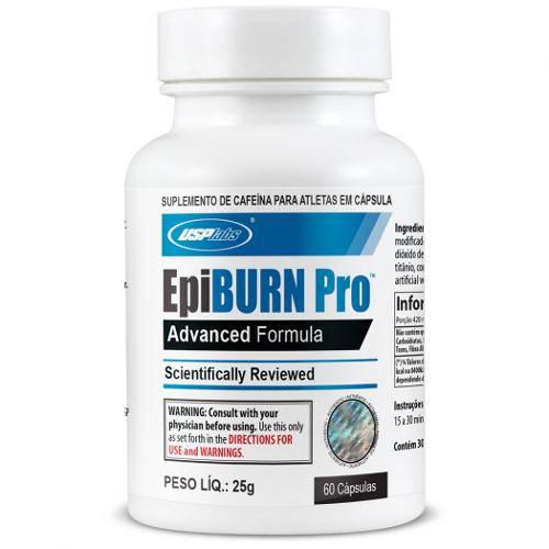 Tudo sobre 'Epiburn Pro 60 Cápsulas - Usp Labs'