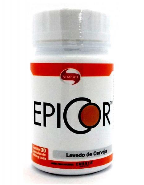 Epicor Vitafor 500mg 30 Cápsulas