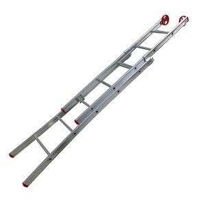 Escada Alumínio 3 em 1 Extensiva 5x2 Degraus