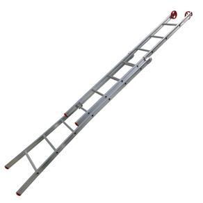 Escada Alumínio 3 em 1 Extensiva 7x2 Degraus
