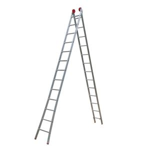 Escada Extensiva 3 em 1 Botafogo – 13x2 Degraus