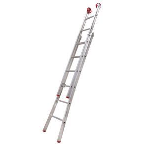 Escada Extensiva 3 em 1 Botafogo – 6x2 Degraus