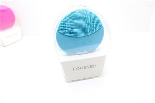 Escova de Limpeza Facial Forever (Azul)