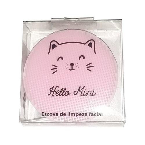 Escova de Limpeza Facial Hello Mini