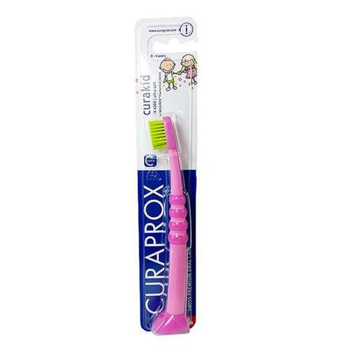 Tudo sobre 'Escova Dental Curaprox Curakid'
