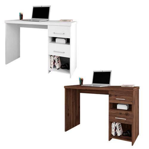 Escrivaninha para Computador Duna - Branco