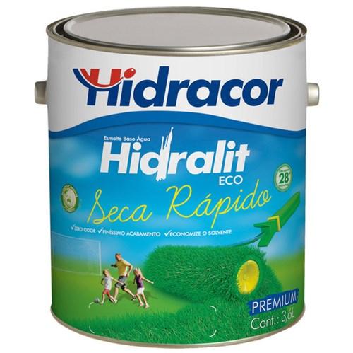 Tudo sobre 'Esmalte Hidralit Eco Verde 3,6L Hidracor'