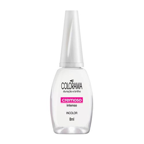 Esmalte Colorama Cor Incolor com 8ml