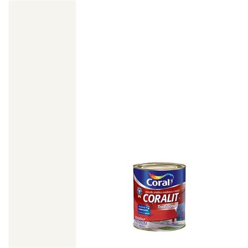 Esmalte Sintético Acetinado Coralit Branco 900ml - Coral - Coral