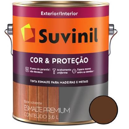 Esmalte Sintético Brilhante 900ml Tabaco Suvinil