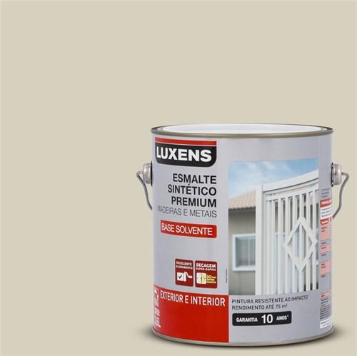 Tudo sobre 'Esmalte Sintético Acetinado Branco Gelo 3,6L Luxens'