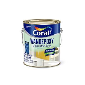 Esmalte Wandepoxy Acetinado 3,6L Coral Coral