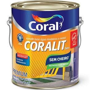Esmalte Coralit Acetinado Gelo Gl