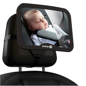 Espelho Back Seat Black Safety 1St