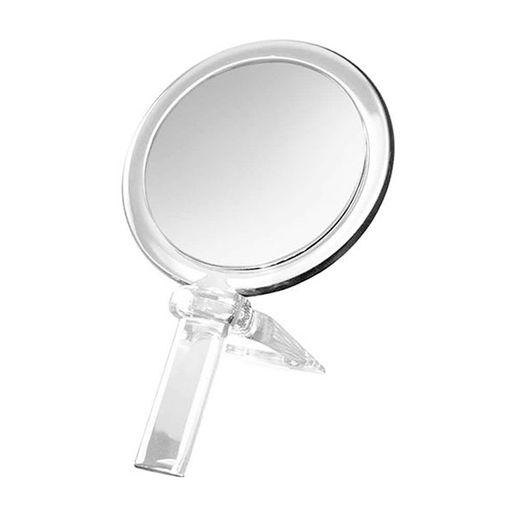 Tudo sobre 'Espelho de Mão Dupla Face Modelo 20102 Cristal'