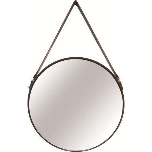 Tudo sobre 'Espelho de Metal Preto Queen 7293 Mart'