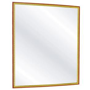 Espelho de Parede 25x30 - Modelo Madeira