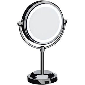 Tudo sobre 'Espelho Dupla Face Aumento Ilum 8484 Mor'