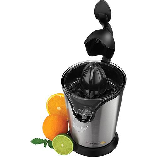 Espremedor de Frutas Cadence Citro Plus ESP802 Preto e Prata