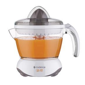 Espremedor de Frutas Juice Fresh Cadence ESP100 com Reversão Automática 25W – Branco/Cinza - 220v
