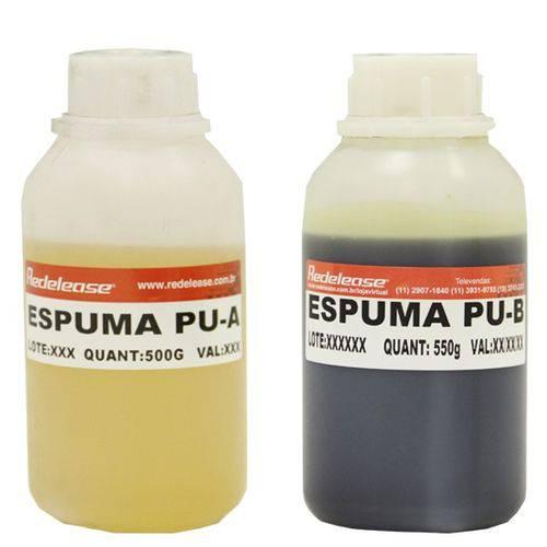 Espuma de Poliuretano A+B (1,050 Kg)