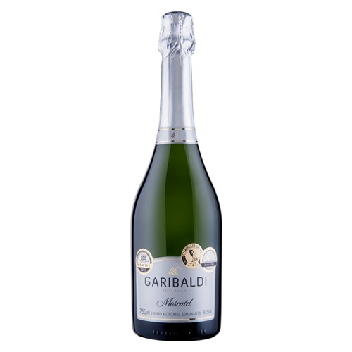 Espumante Moscatel 750ml Garibaldi - 130-1
