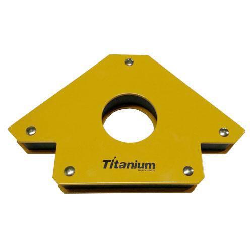 Tudo sobre 'Esquadro Magnetico Titanium 35kg'