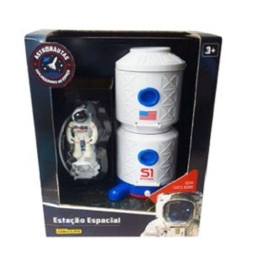 Estação Espacial - Linha Astronautas - Brinquedos Chocolate