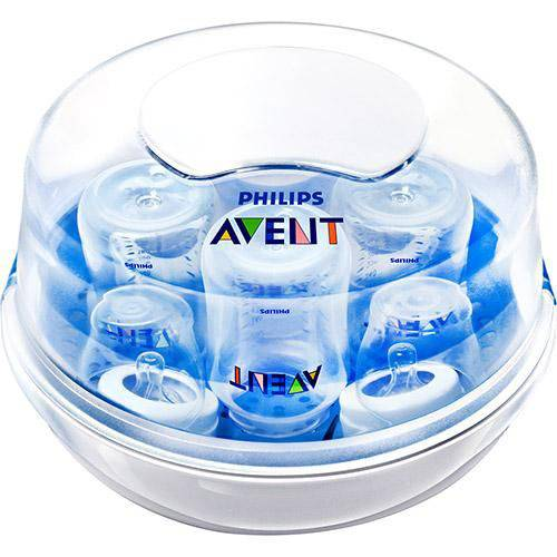 Tudo sobre 'Esterilizador a Vapor para Micro-ondas Philips'