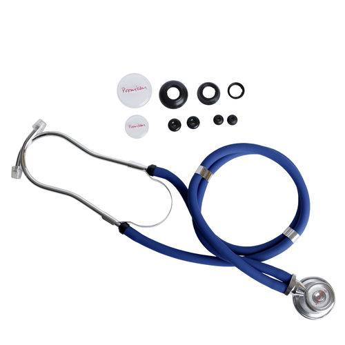 Estetoscópio Premium Rappaport Azul