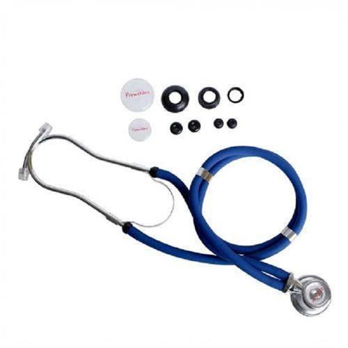 Estetoscópio Rappaport Azul Estrapa - Premium