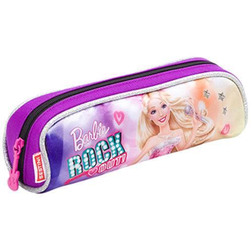 Estojo Barbie Rock N Royals Sestini