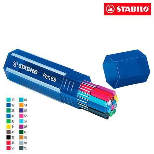 Estojo Caneta Pen 6820 - Stabilo