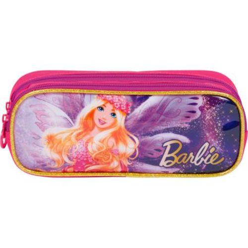 Estojo com 2 Divisões - Barbie Dreamtopia