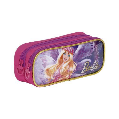 Estojo 2 Compartimentos Barbie Dreamtopia Original Sestini
