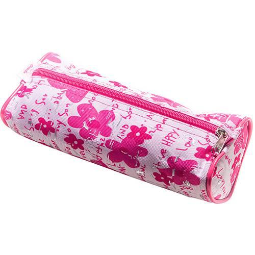 Tudo sobre 'Estojo Coração Glitter Goodie Rosa'
