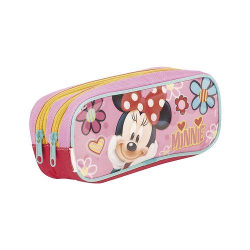 Estojo da Minnie C/ 2 Compartimentos - Sestini 19x