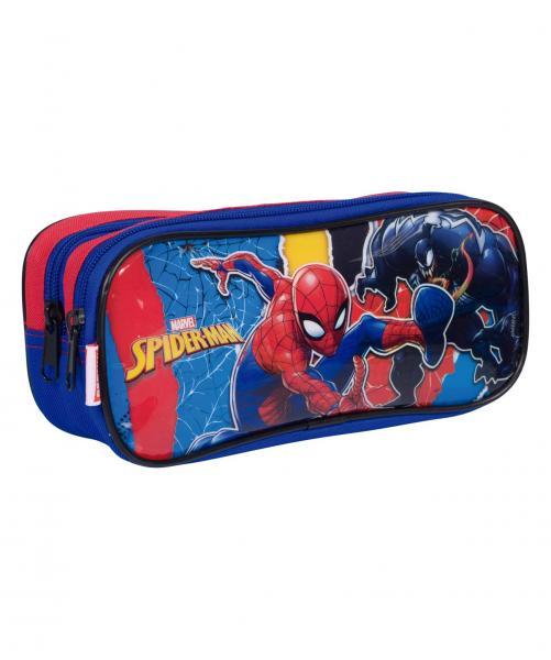 Estojo do Spiderman C/ 2 Compartimentos - Sestini 19M Plus