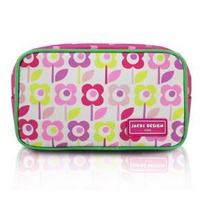 Estojo Escolar Infantil Feminino Jacki Design - Pink