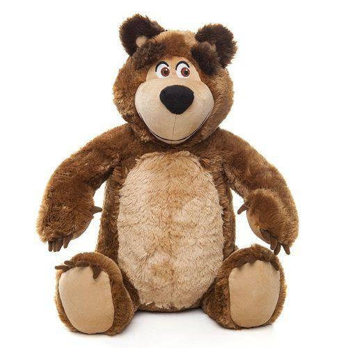ESTRELA - Pelúcia Urso - Masha e o Urso - 1003105800008