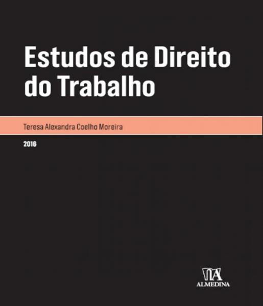 Estudos de Direito do Trabalho - Almedina