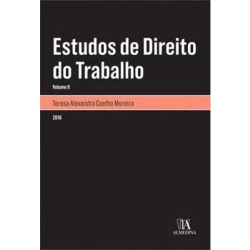 Estudos de Direito do Trabalho - Vol. 2