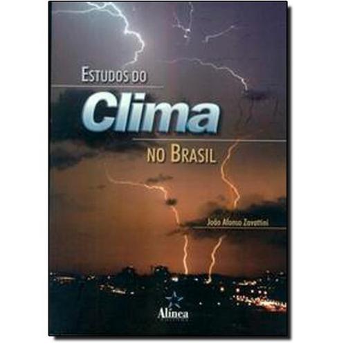 Estudos do Clima no Brasil