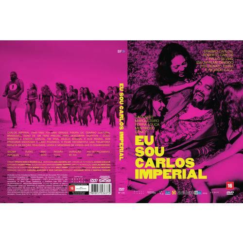 Tudo sobre 'Eu Sou Carlos Imperial DVD'