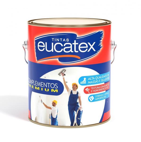 Eucatex Massa Acrílica 5,8 Kg