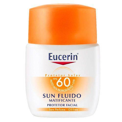 Tudo sobre 'Eucerin Protetor Solar Mat Toque Seco Fps60 50ml'